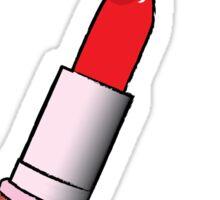 Lipstick Loving Sticker
