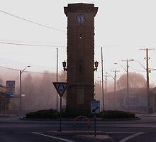 Clocktower by Liz Worth