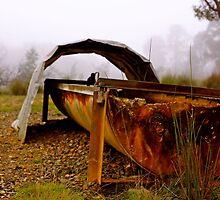 Water Trough by Matt Hill