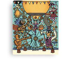 Waterloo Busker Carnival 2015 Canvas Print