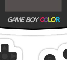 Game Boy Color Sticker
