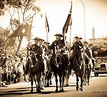 ANZAC Day 2012 by HennaGoddess