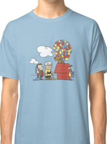 some Peanuts UP there V.2 Classic T-Shirt