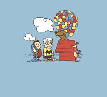 some Peanuts UP there V.2 Unisex T-Shirt