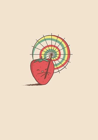 Strawberry Frye by perdita00