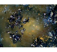 Asteroid Field Photographic Print