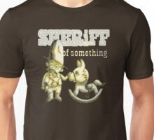 Sheriff of Something - Vintage Unisex T-Shirt