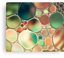 PASTEL ABSTRACTION Metal Print