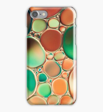 PASTEL ABSTRACTION iPhone Case/Skin