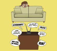 Behind The Sofa! Kids Tee