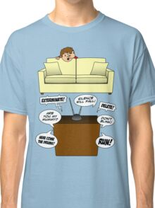 Behind The Sofa! Classic T-Shirt