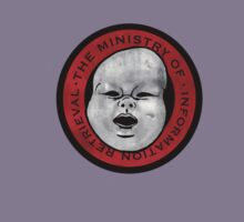 Ministry of Information Retrieval (washed out) Kids Clothes