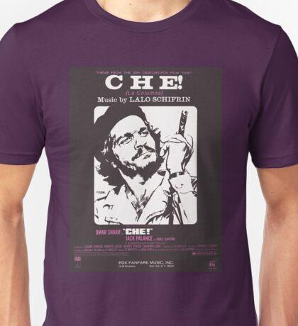 CHE (vintage illustration) Unisex T-Shirt