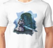 Great Grey Doge Sif Unisex T-Shirt