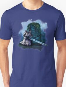 Great Grey Doge Sif T-Shirt
