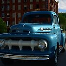 1951 Ford F1 Pickup Truck by TeeMack