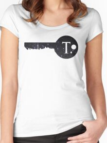 Key To Toronto Women's Fitted Scoop T-Shirt