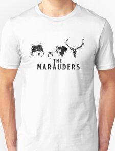 The Marauders ( White Version) T-Shirt