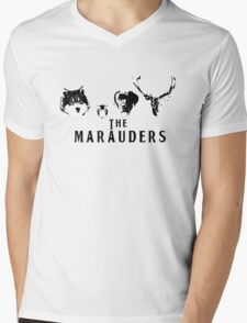 The Marauders ( White Version) Mens V-Neck T-Shirt