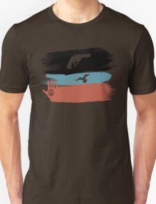 Guns and Peace - T-Shirt Unisex T-Shirt