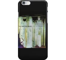 The War On drugs-  Lost in the dream  iPhone Case/Skin