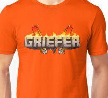 Minecraft Griefer Shirt Unisex T-Shirt