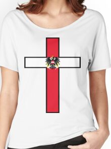 Olympic Countries - Austria Women's Relaxed Fit T-Shirt