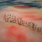 2013... Paintings by Sandy Jensen by budrfli