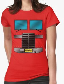 Prime Costume! Womens Fitted T-Shirt