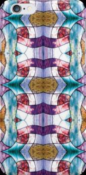 Mirrored Pyramids by emelgi
