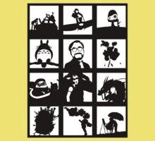Tribute to Miyazaki Baby Tee