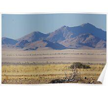 Sunset, Namib desert Namibia 1 Poster