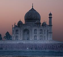 Agra Sunrise by Clive S