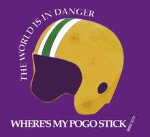 Where's My Pogo Stick? T-Shirt