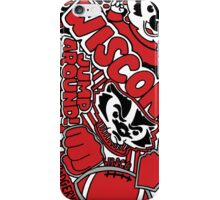University of Wisconsin Collage iPhone Case/Skin