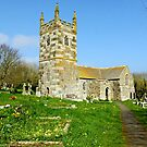 """"""" Englands most southerly Church"""" by mrcoradour"""