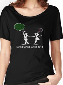 Swing Swing Swing 2012 - T-shirt Women's Relaxed Fit T-Shirt