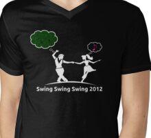 Swing Swing Swing 2012 - T-shirt Mens V-Neck T-Shirt