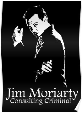 Jim Moriarty - Consulting Criminal by Steelbound