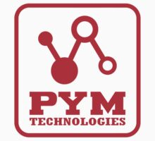 Pym Tech Red Logo Kids Tee