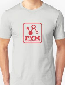 Pym Tech Red Logo T-Shirt