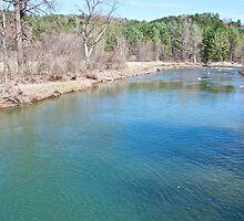 River by Carolyn Clark