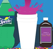 Codeine and Sprite Lean shirt by BerryRare