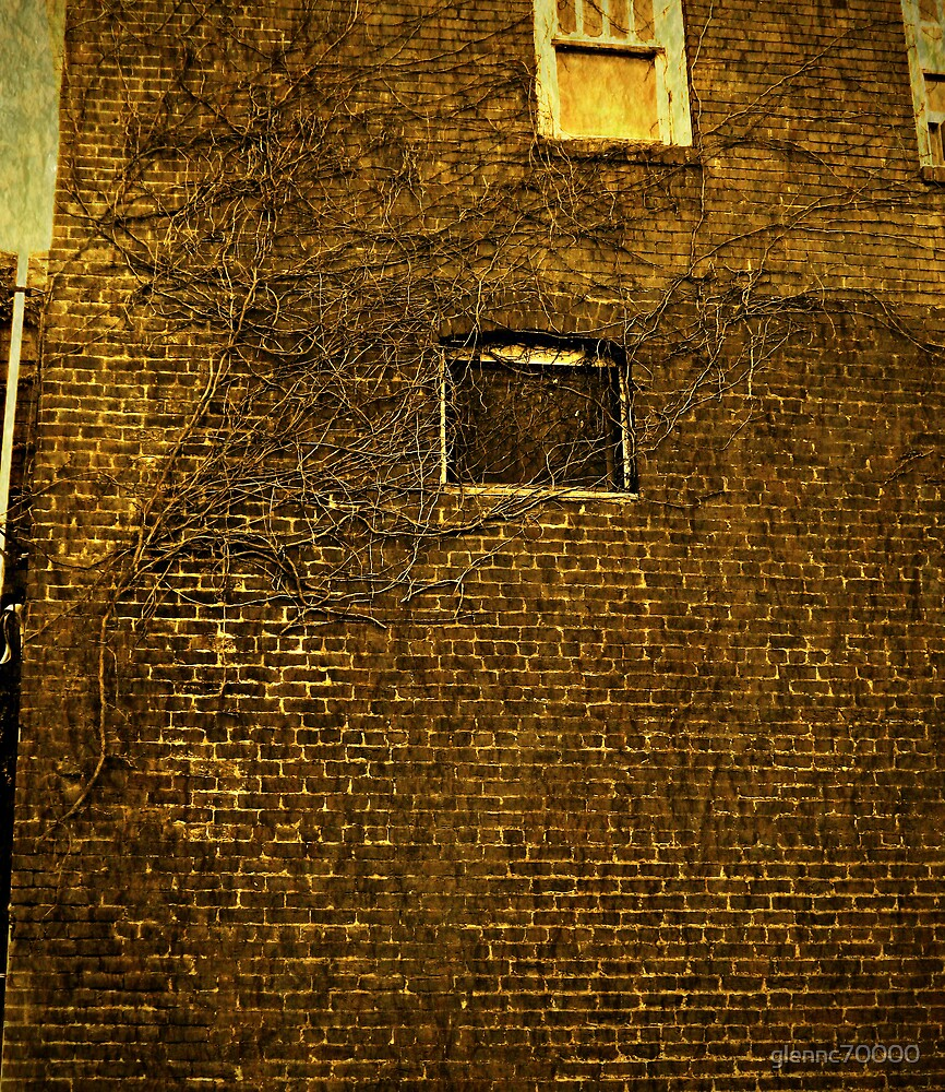 Old Building - Textured by glennc70000