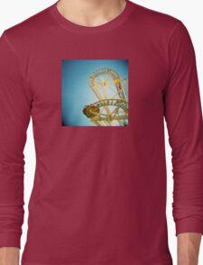 Yellow Fun Long Sleeve T-Shirt
