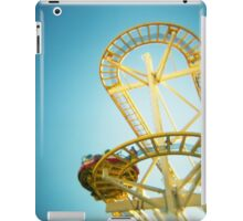 Yellow Fun iPad Case/Skin