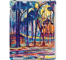 Mondrian Woods Near Oele iPad Case/Skin