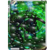 Diver's Down iPad Case/Skin