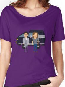'Tango & Cash' tribute Women's Relaxed Fit T-Shirt