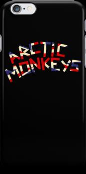 Arctic Monkeys - United Kingdom by 0llie